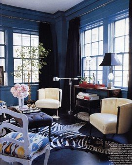 Elle Decor US - fotografía de Simon Upton