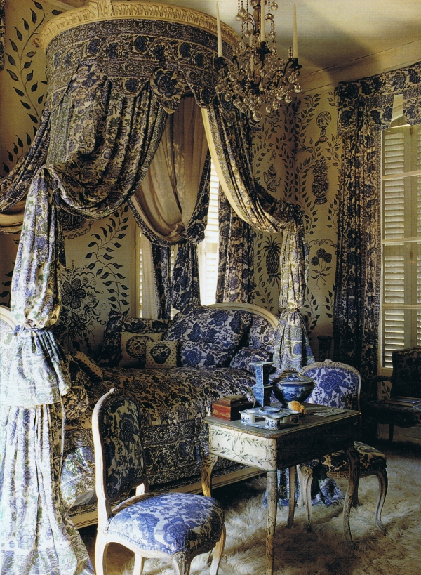 Chateau de Morsan, World of Interiors 1994