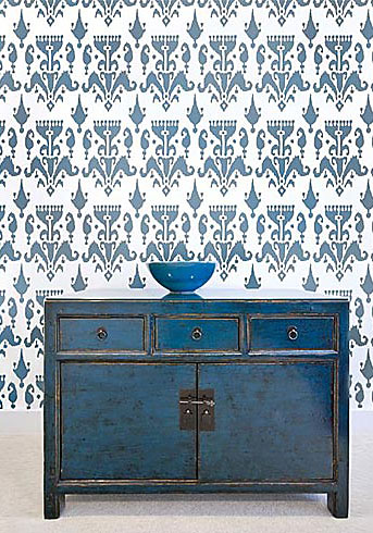 Ikat-wallpaper-pattern-stencil