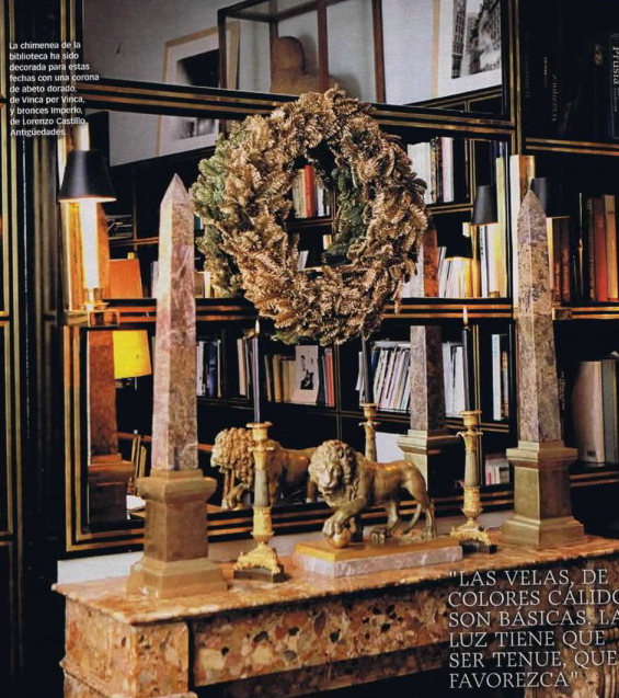 Lorenzo del castillo decorador vogue - Lorenzo castillo decoracion ...