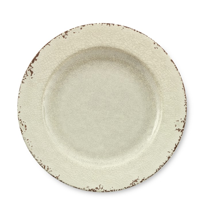 rustic melamine williams sonoma