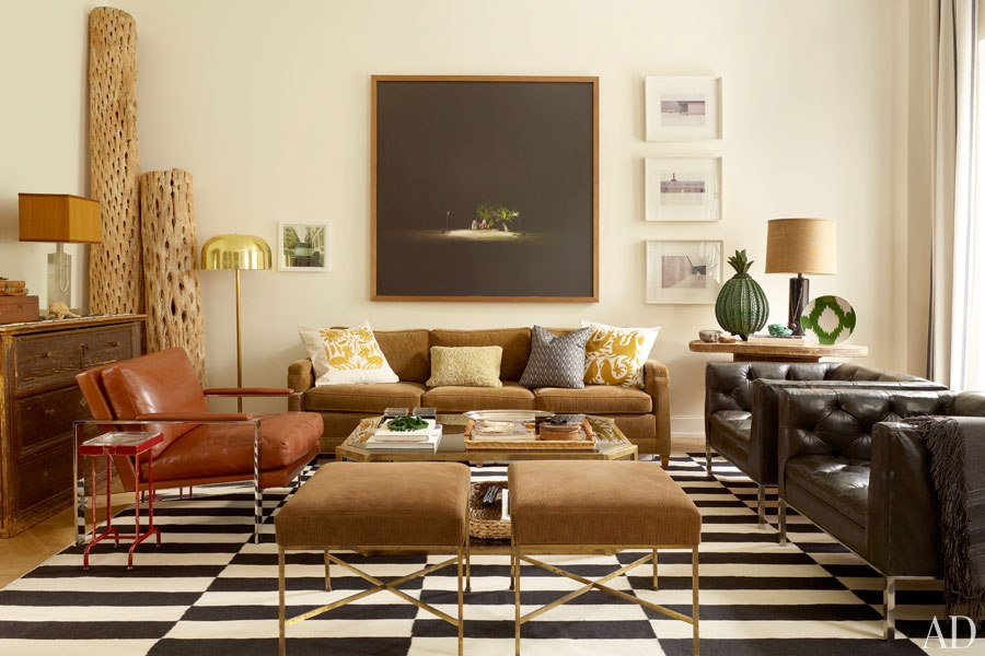 Nate Berkus, Via Architectural Digest USA