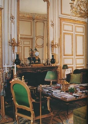 Hubert de Givenchy, Paris