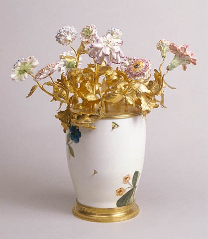 Meissen 1730-1750, del Museo J Paul Getty de los Angeles.