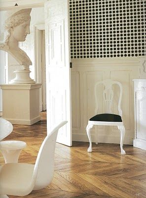 Barbara Stoeltie, via The World of Interiors