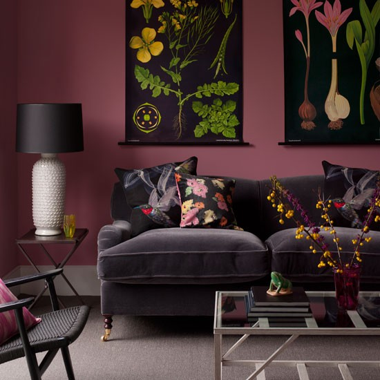 decorating-with-black-homes-gardens-decorating-living-rooms