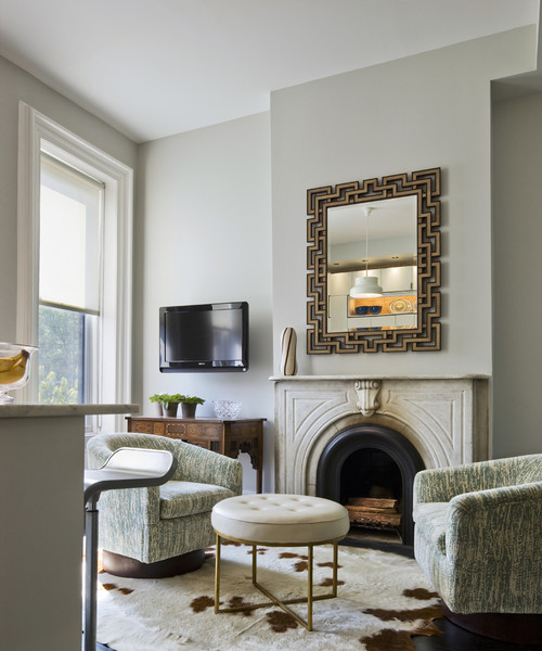 1 houzz off center contemporary-living-room